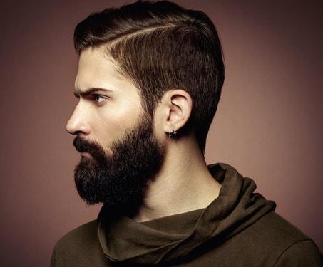UK beard restoration photo